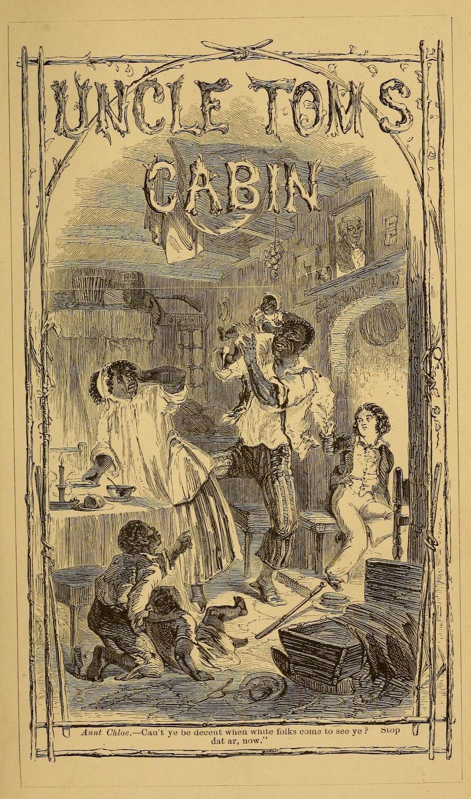 yesterday s papers   1 uncle tom s cabin london c h clarke and co