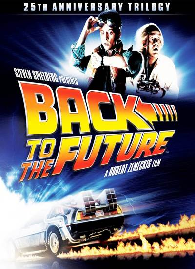 Back to the Future ultimate trilogy