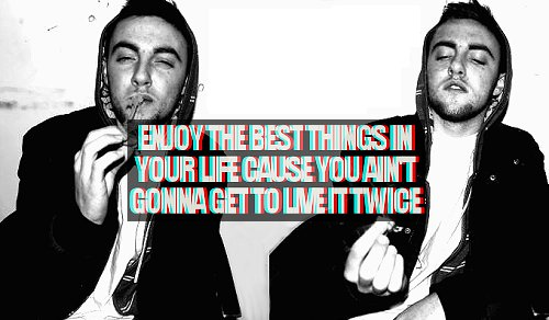 mac miller quotes about weed quotesgram