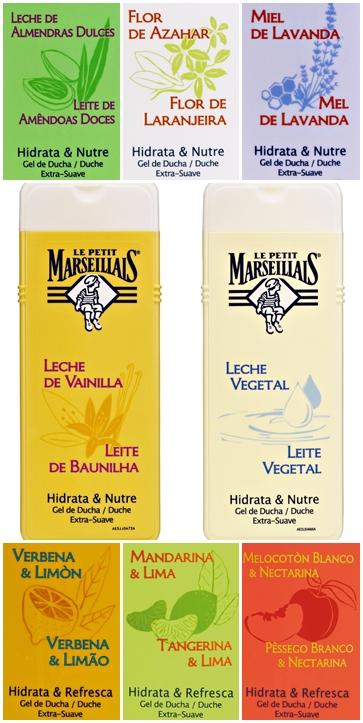 Le petit marseillais for Geles placer