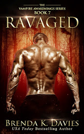 Ravaged (Vampire Awakenings, Book 7)