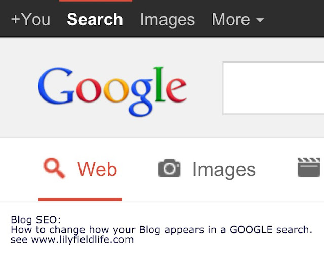 how to add metadata for SEO on your blog