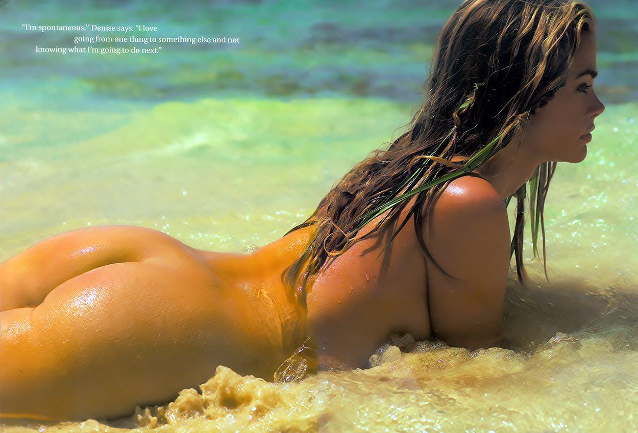 Denise Richards Naked Nude