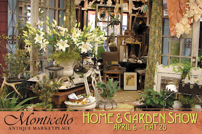 Monticello antique marketplace mom 39 s favorite place for Portland spring home and garden show 2017