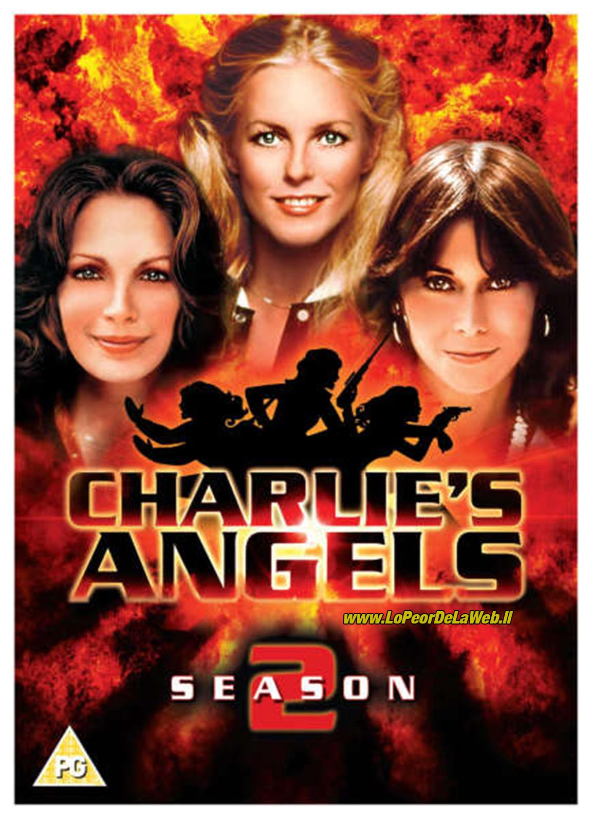 Los Ángeles de Charlie - Temp. 2 Ep 01 - 02 (Latino)