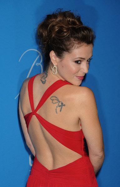 Shoulder Blade Tattoos For Women