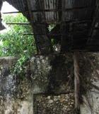 Desplome edificio maquinaria desfibradora henequen Tankuché. 15sep2911.