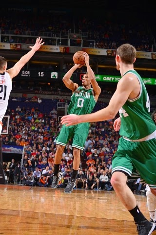 Celtics end trip with 115-110 win in Phoenix