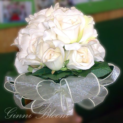 Wedding Flowers Artificial : Artificial flowers by ginnibloom wedding bouquets