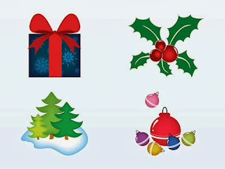 desain vektor natal, download vector pack, desain natal, download vector gratis, download desain natal,
