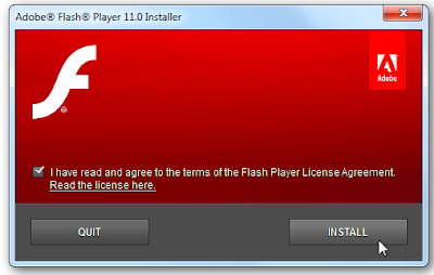 download adobe flash player terbaru 11.6.602.180 offline installer