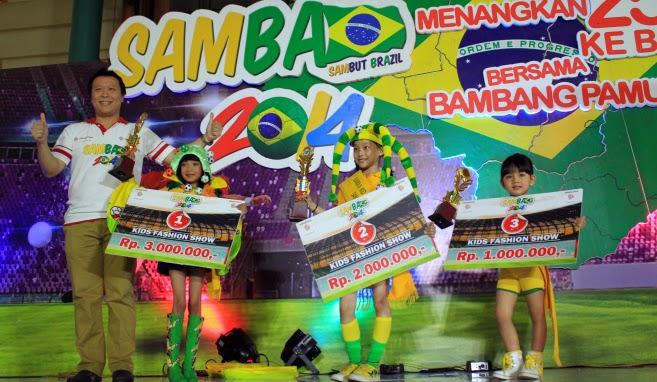 Sambut Brazil 2014