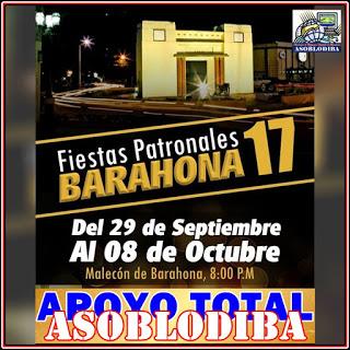Fiestas Patronales Barahona 17