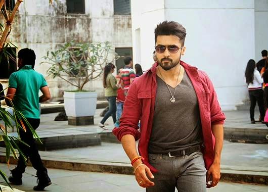 Coogled Actor Suryas Anjaan Movie Latest Hairstyle Pictures
