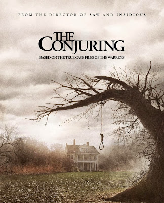 Poster Of The Conjuring (2013) Full English Movie Watch Online Free Download At worldfree4u.com