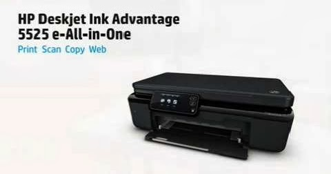 HP Deskjet Ink Advantage 5525 Driver Download | HP Support