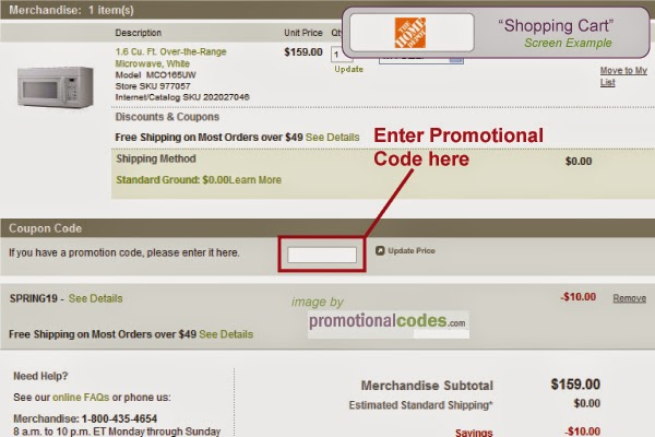 Home Depot Coupon Codes Home Depot $ Off $ (Arrives via Text Or Email).