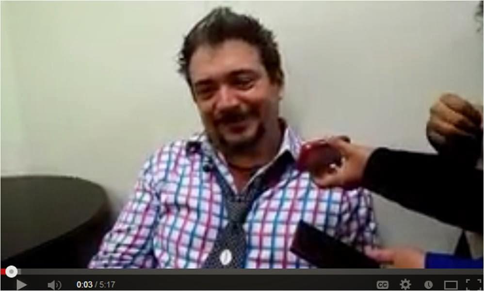 Entrevista con Raul Ornelas en Huatusco