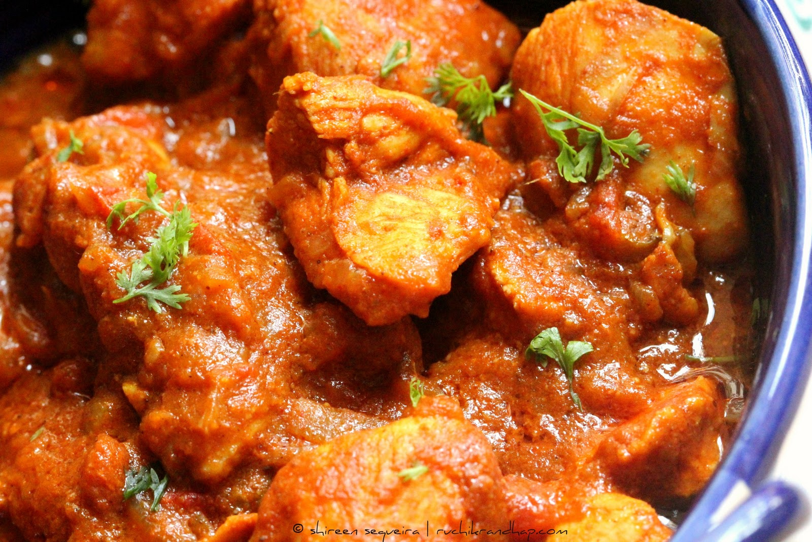 Chicken Dry Gravy Recipe Indian