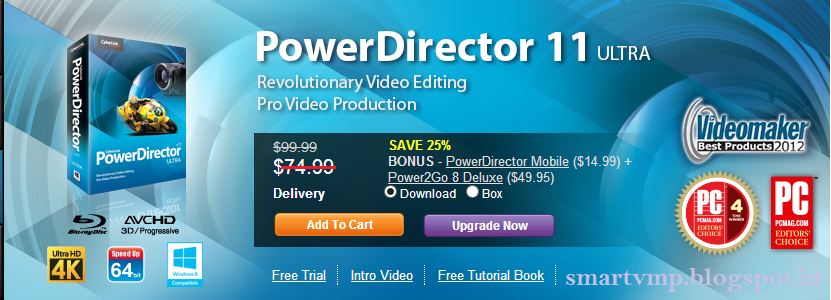 Powerdirector trial activation hostkazino for Powerdirector menu templates