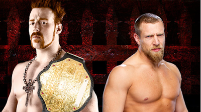 world heaviweight champion sheamus vs daniel bruyan