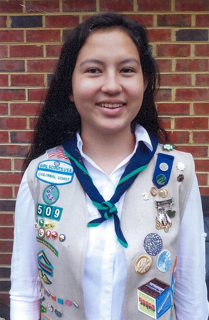 girl scouts of the colonial coast - blog: gold award spotlight