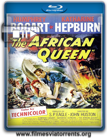 Uma Aventura na África Torrent - BluRay Rip 720p e 1080p Legendado (1951)