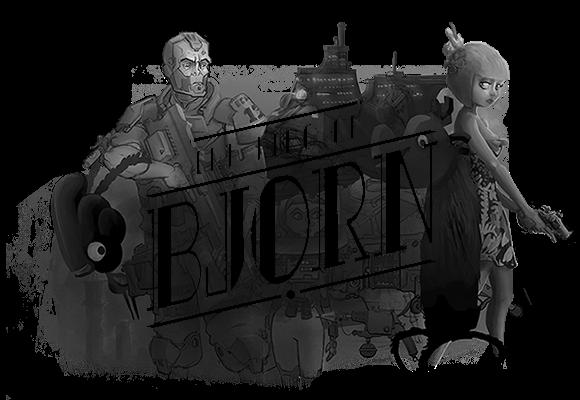 The Blog of Bjørn