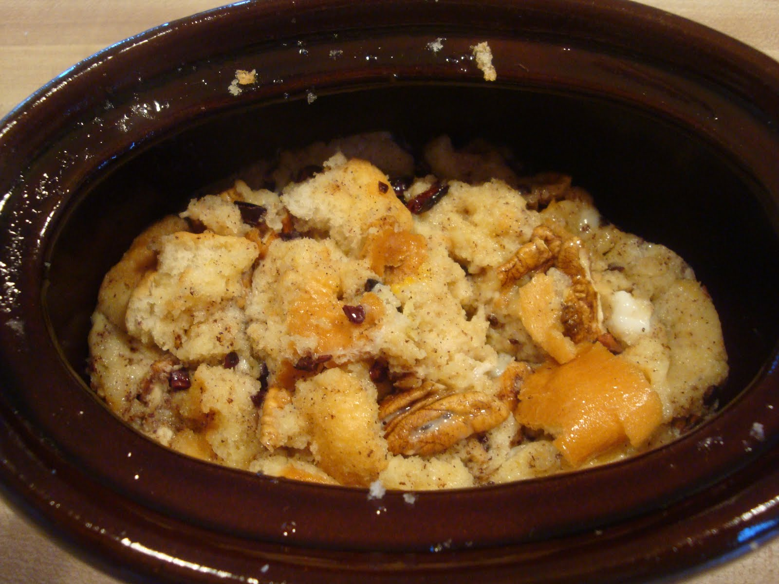 Tenderfoot Hearth: One Serving Bread Pudding