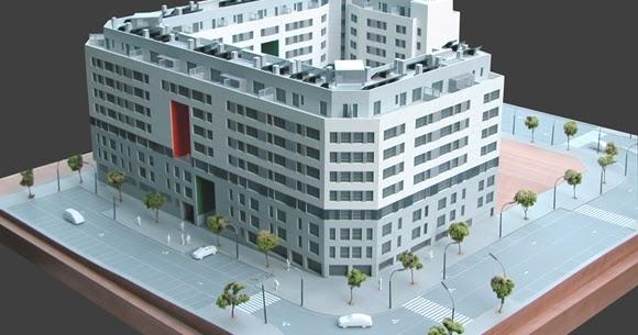 El blog del nuevo arquitecto curso de maquetas for Paginas de construccion y arquitectura