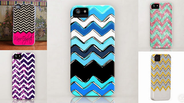 chevron phone design