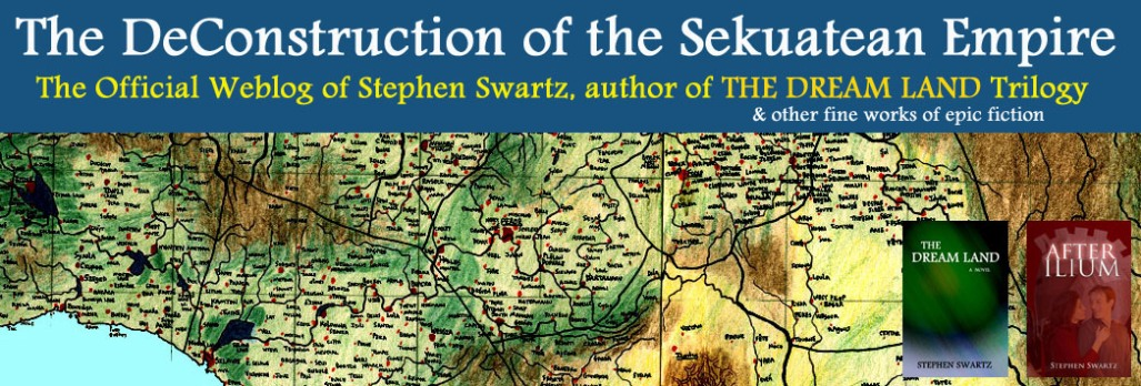 DeConstruction of the Sekuatean Empire