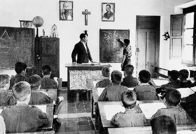 el papel del estado en la educacion: