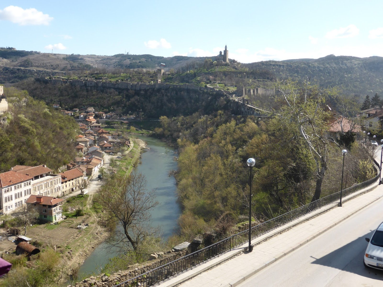 Veliko Tarnovo view