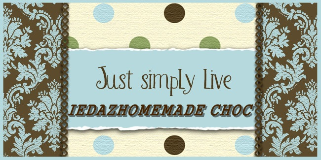 IEDAZ HOMEMADE CHOC