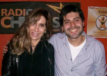 Mi colega Periodista Gustavo Pétula