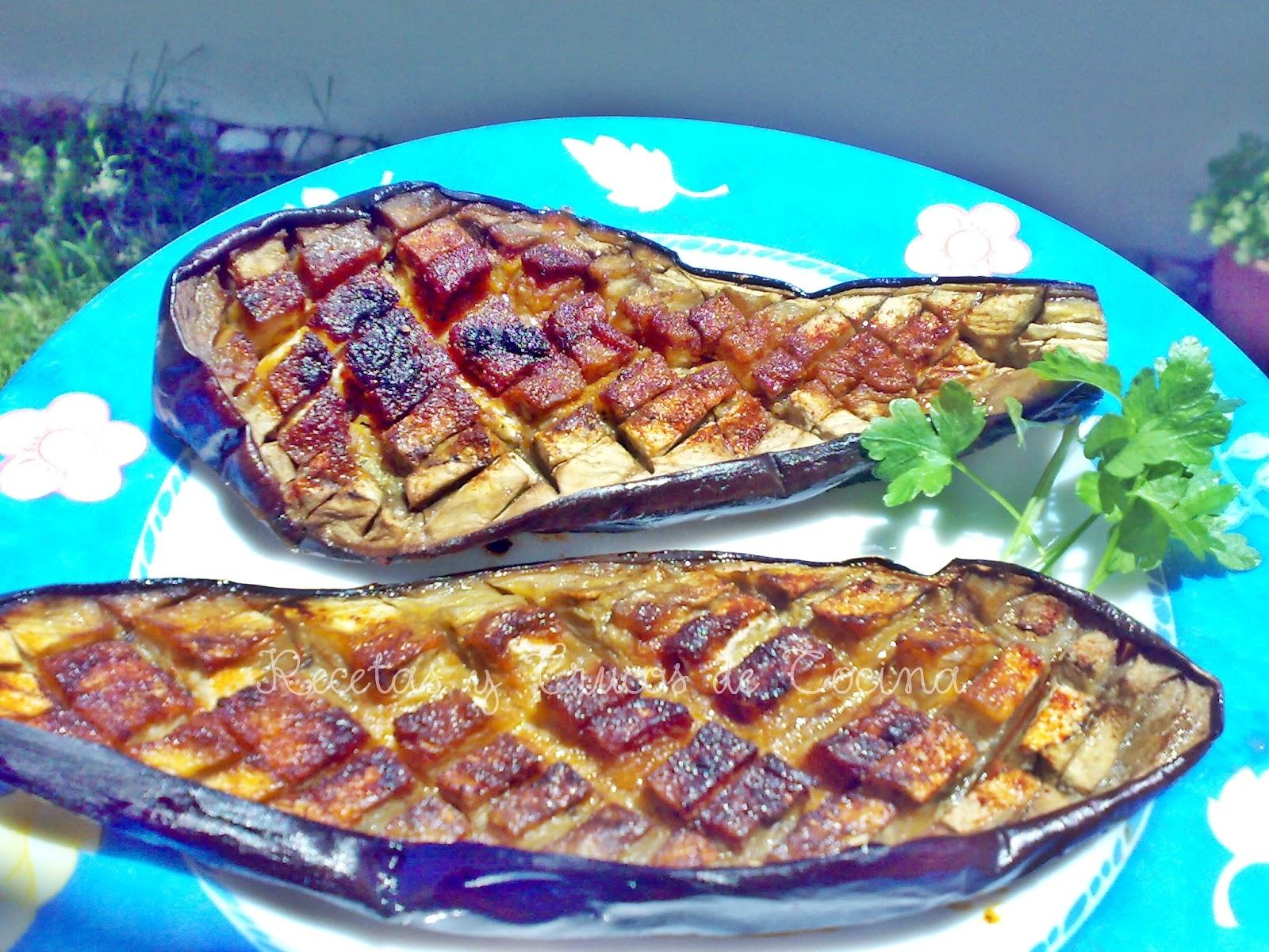 Recetas y trucos de cocina berenjenas al horno - Cocina al horno ...