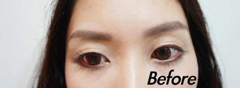 how to create double eyelid