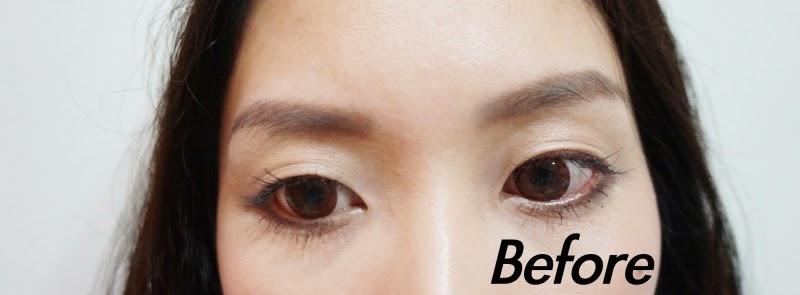 how to create double eyelid