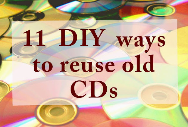 diy crafts old cds