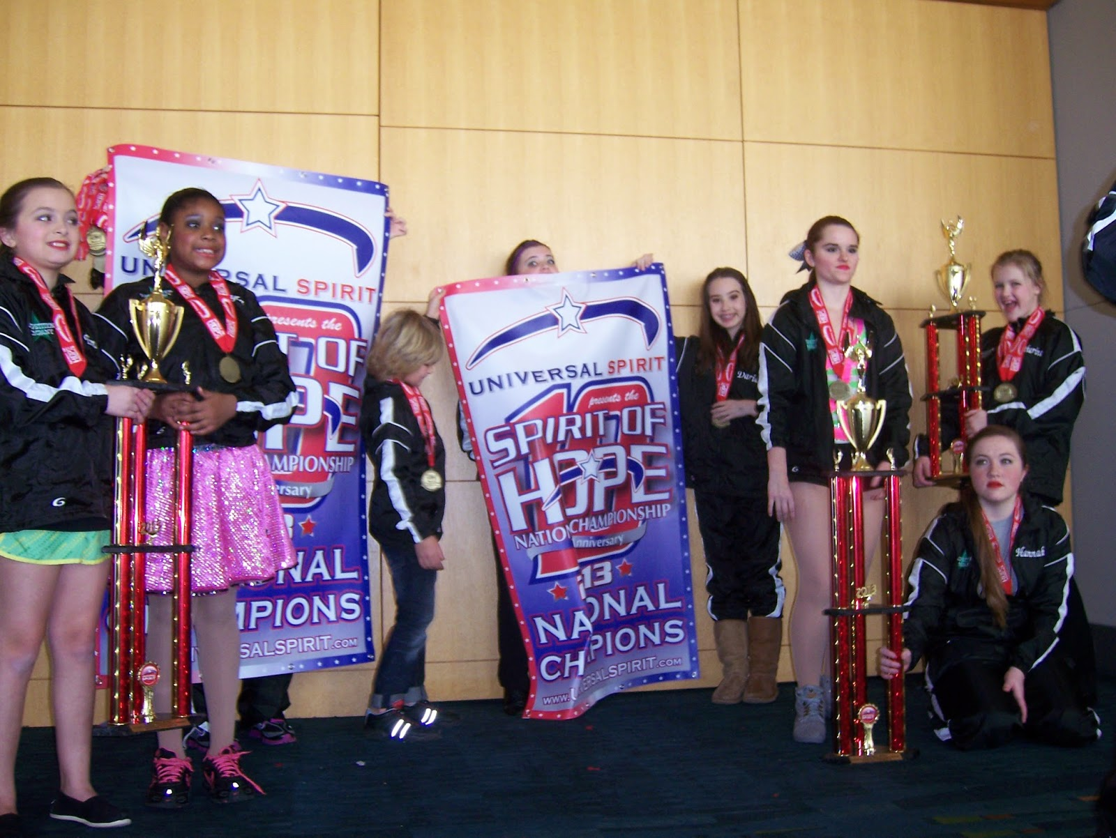 competition dance team charlotte nc