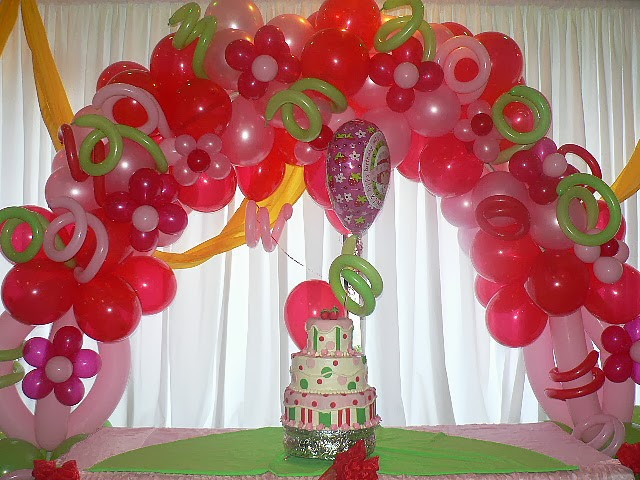 It 39 s toinlicious balloon decoration training for Balloon decoration course