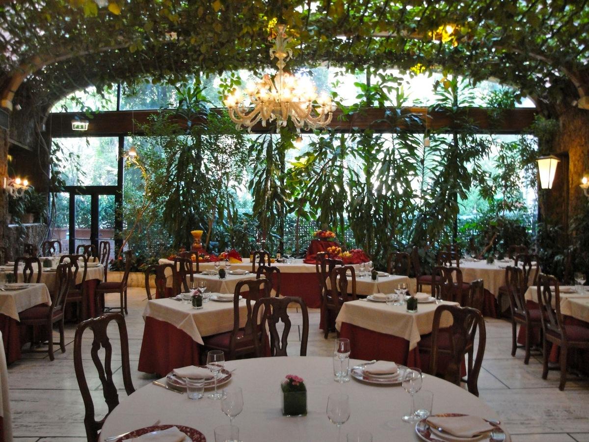 L 39 uomo e il paesaggio hotel papadopoli venezia - Giardino di inverno ...
