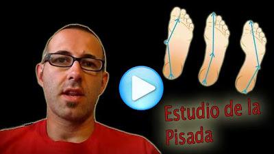 estudio pisada pies