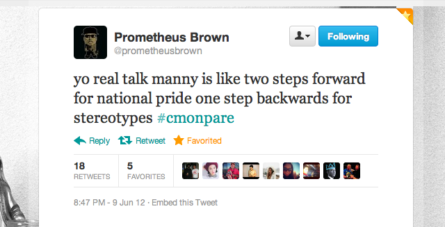 Prometheus Brown