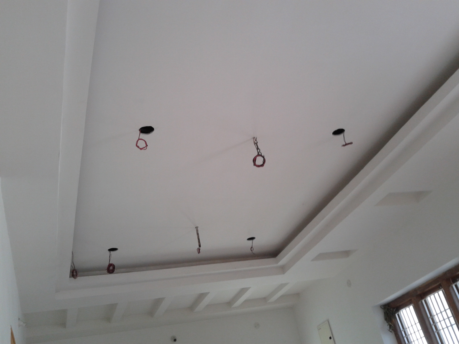 Zubeida decorators pop ceiling designs plaster of paris for Plaster of paris ceiling designs for living room