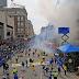 Maraton Boston Digegar Dengan Letupan ( 8 Foto)