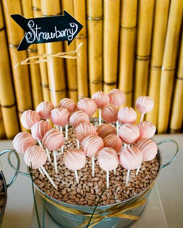 Let Them Eat Cake At Your Wedding How To Display Cakepops