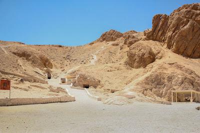 Valle de las reinas,  Luxor - Viaje a Egipto