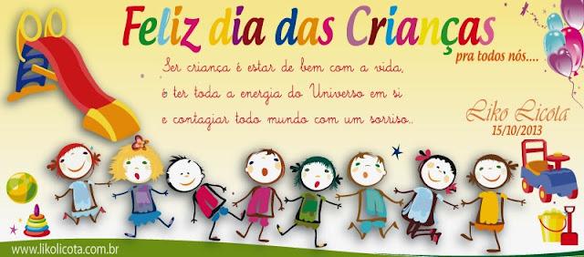 feliz dia das crianças, mensagem criança
